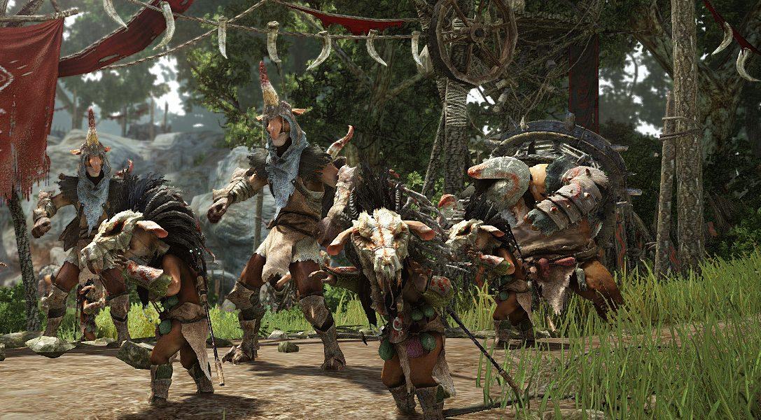 Sandbox MMORPG Black Desert Hits PS4 August 22