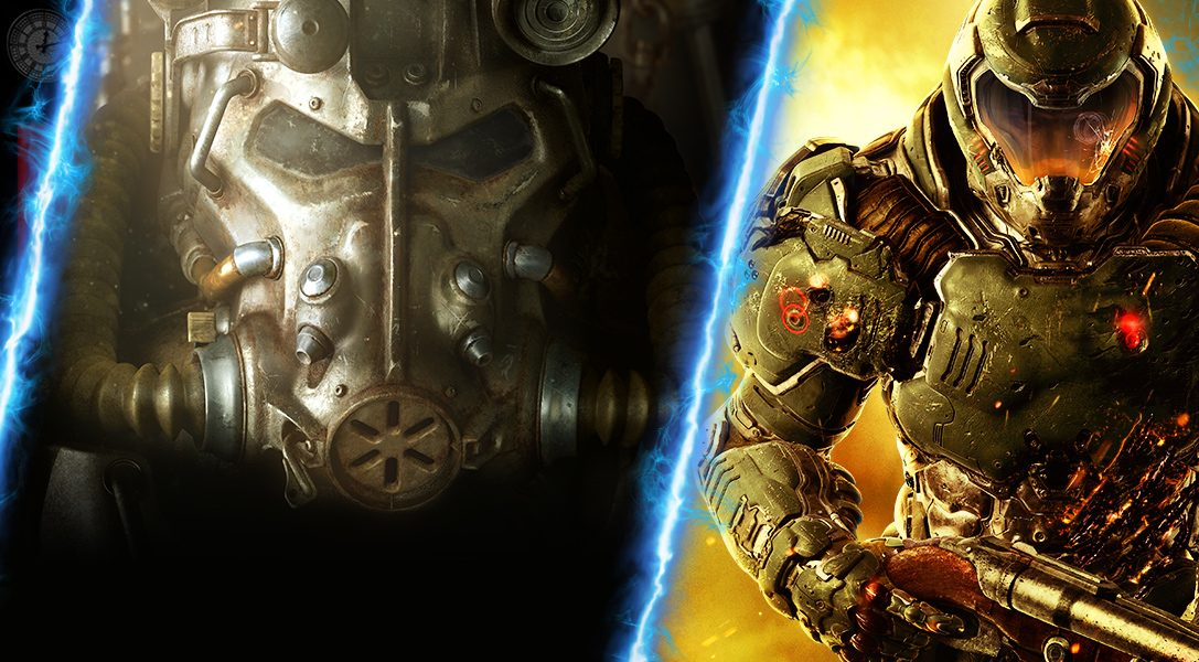 Fallout 4 and Doom headline PlayStation Now's August update