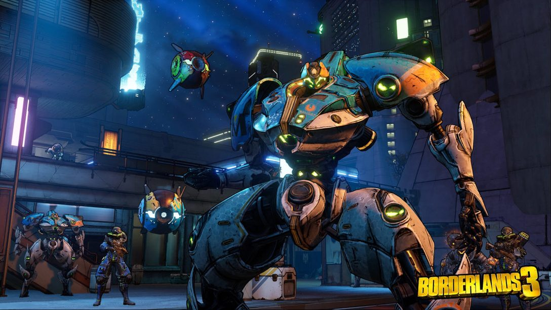 Behind the Scenes: How Gearbox Built Borderlands 3 for PS4 and PS4 Pro