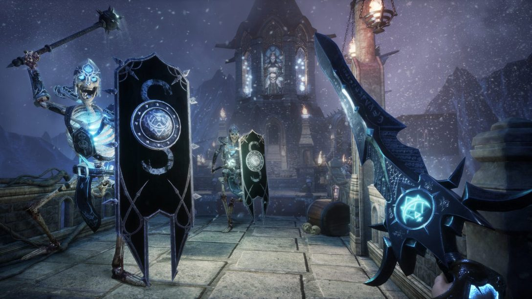 Dark Fantasy Witching Tower VR Haunts PS VR This Fall