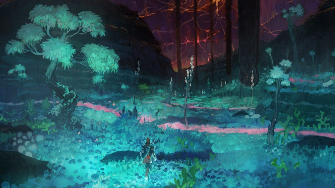 Oninaki Out August 22, New Concept Art Gallery