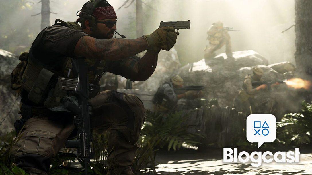 PlayStation Blogcast 339: Postmodern Warfare