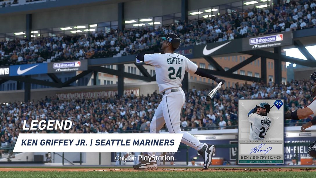 MLB The Show 19 brings three new Signature Series bosses and new content during Ken Griffey Jr. week!