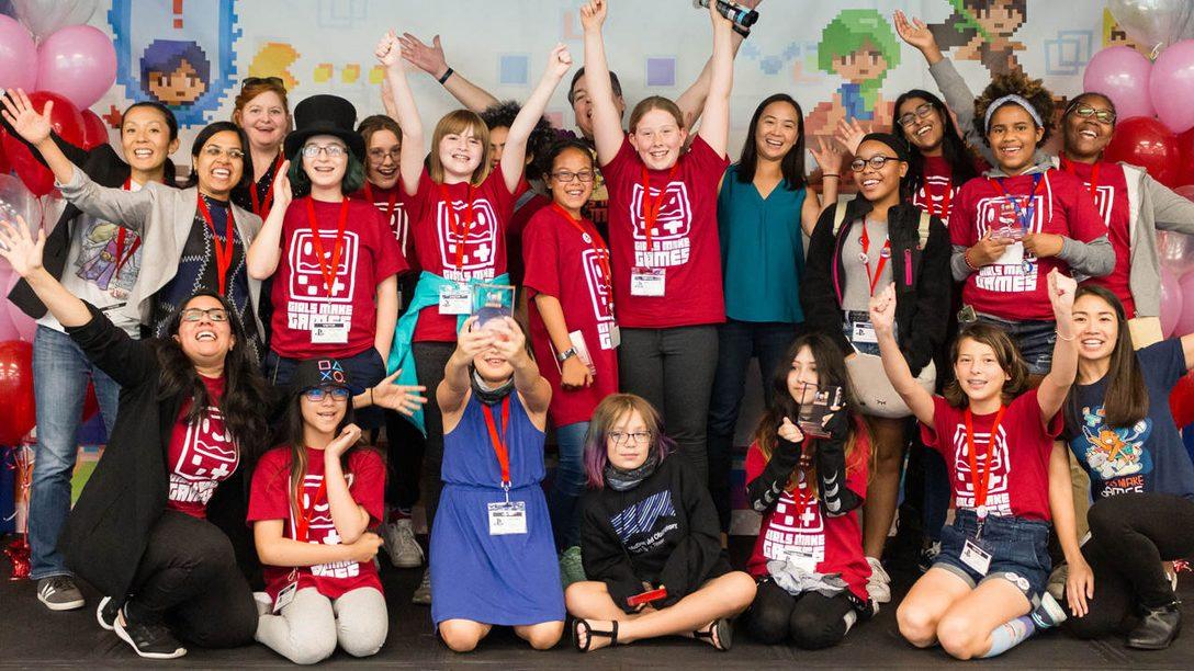 Girls Make Games: Demo Day 2019 Winner, Event Recap