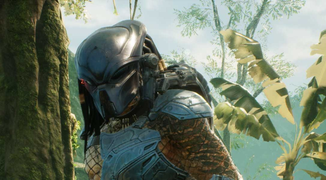 First gameplay footage of Predator: Hunting Grounds unveiled at Gamescom