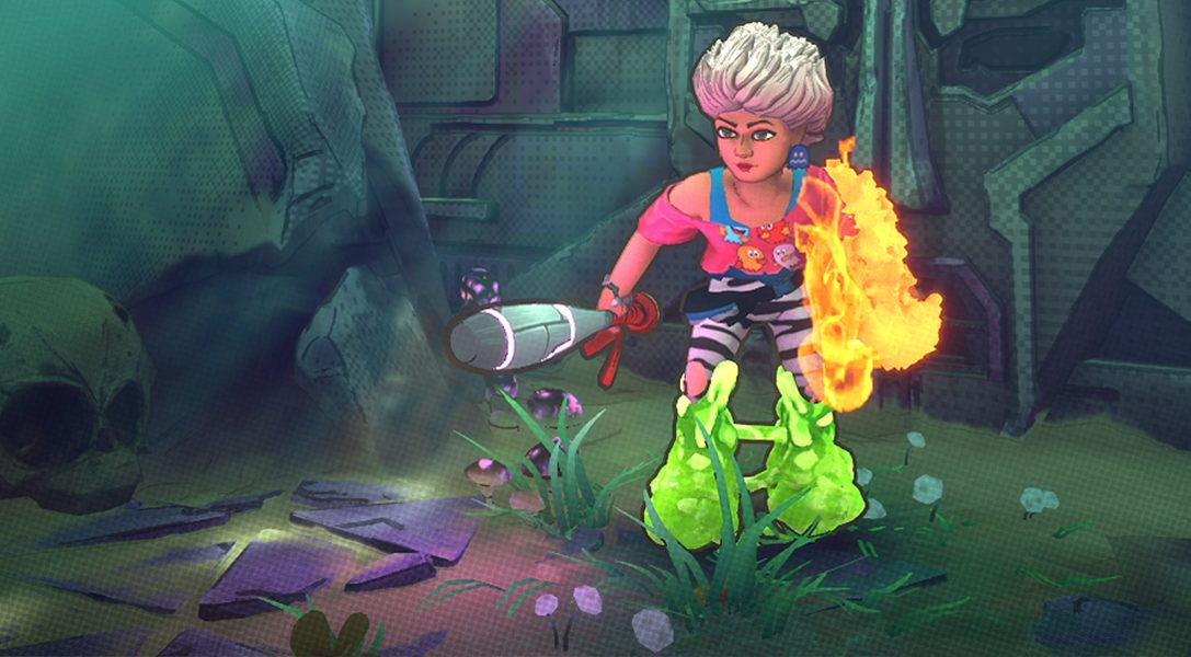 Expert tips for surviving post-apocalyptic roguelike Rad, out this week on PS4