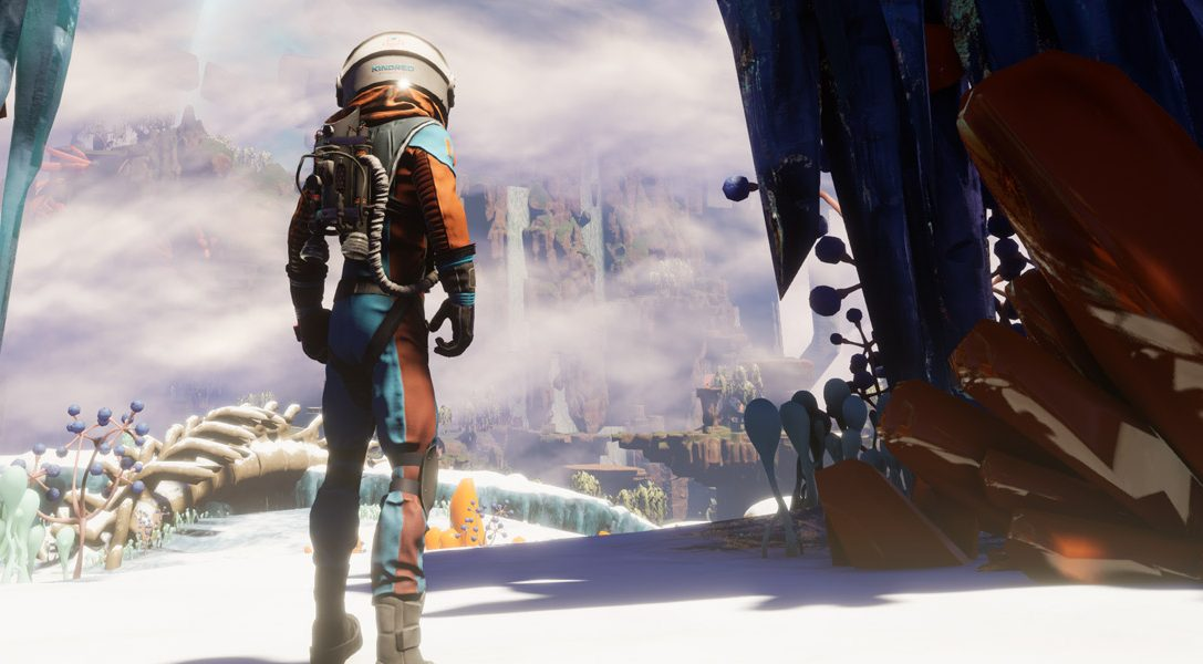 Journey to the Savage Planet release date confirmed, co-op play detailed
