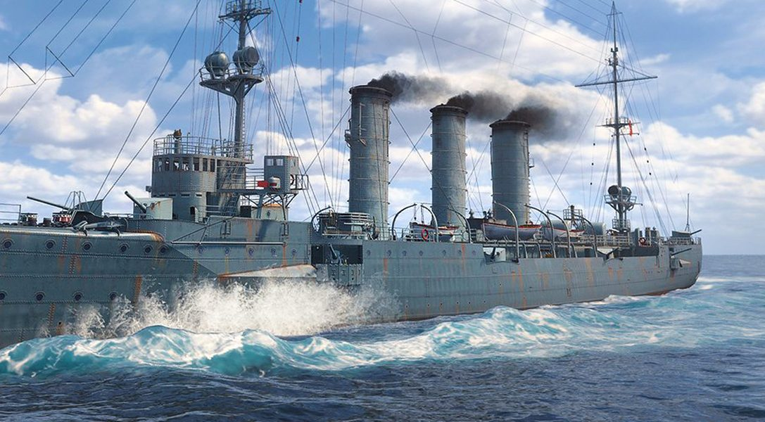 World of Warships: Legends exits PS4 early access with today's update