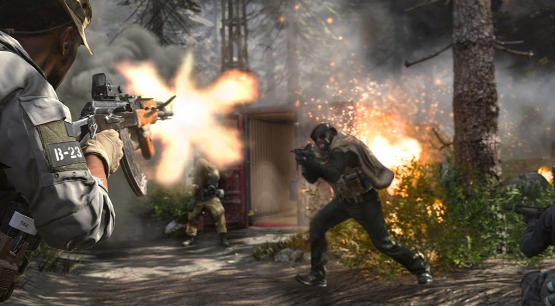 Hands-on with Call of Duty: Modern Warfare's intense, gripping multiplayer
