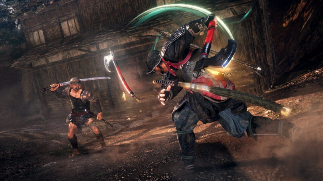 Hands On with Nioh 2 at Tokyo Game Show 2019