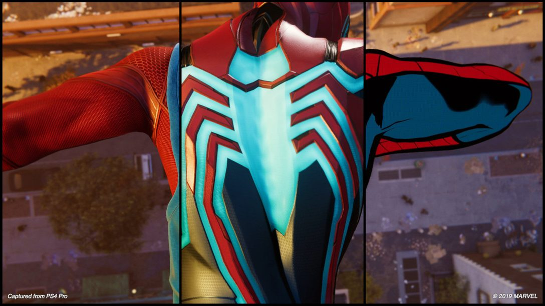 The Secret History of Marvel's Spider-Man Suits, As Told By Insomniac Artists