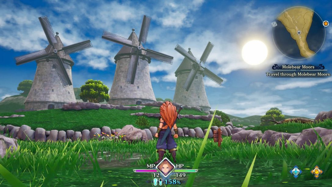 How Trials of Mana Reimagines an RPG Classic You've Never Played