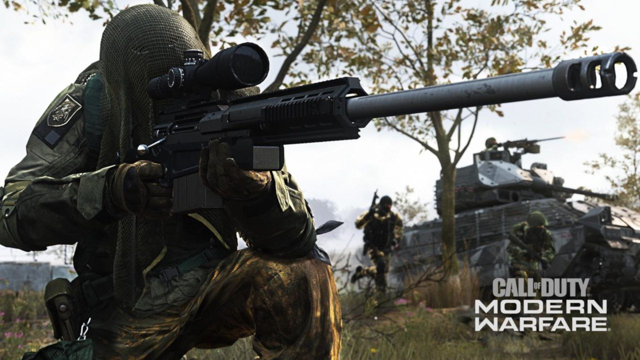 Call Of Duty Modern Warfare Beta Rolls Out This Thursday