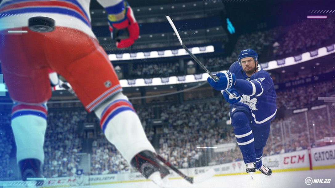 NHL 20 PS4 Pro Bundle Comes to Canada September 13th
