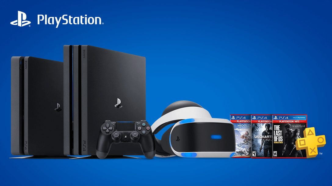 Purchase PS4 Consoles, Accessories, Games Directly from PlayStation Starting Today