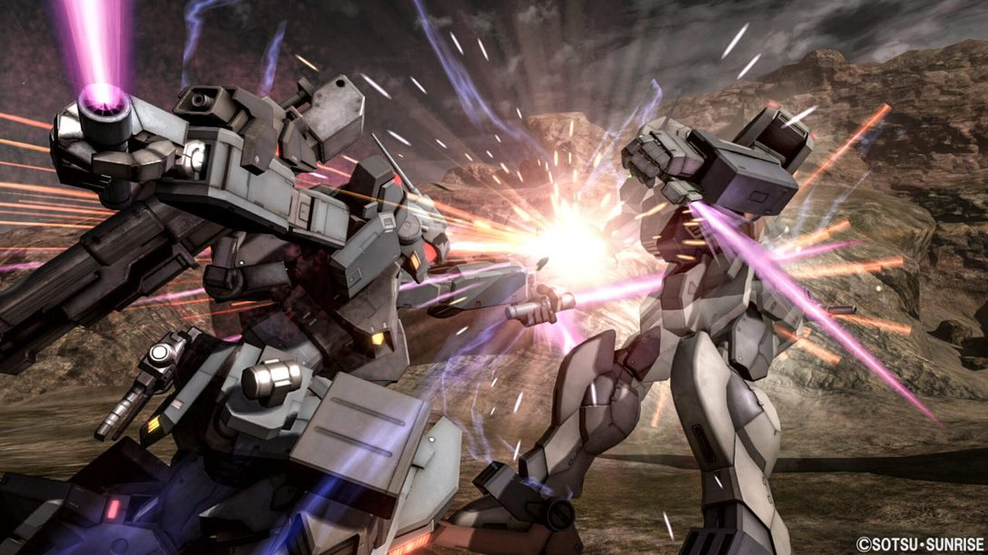Gear Up for Intense Battles in Mobile Suit Gundam Battle Operation 2, Out Tomorrow