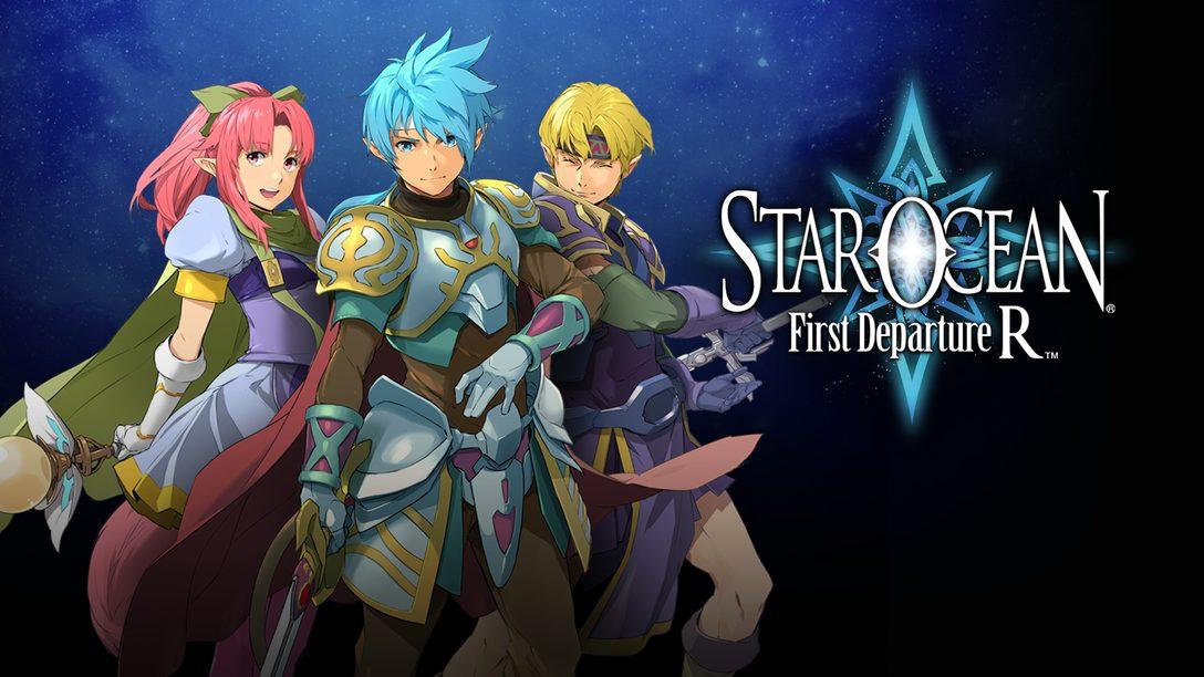 Star Ocean Character Illustrator Talks Process, Design, and Updating for the Modern Eye