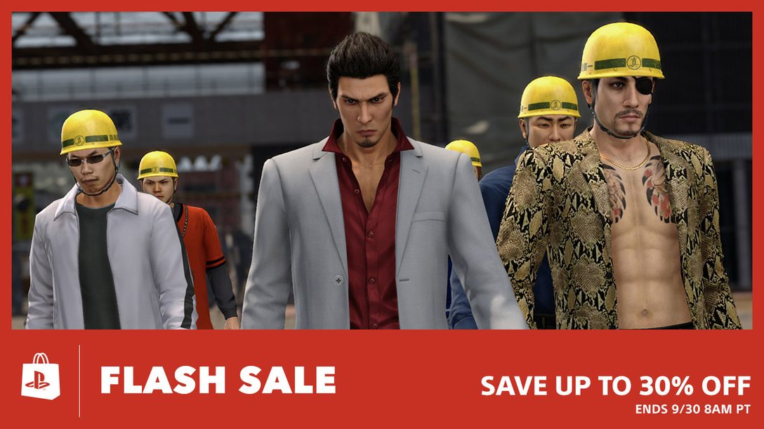 Flash Sale! Up to 30% Off Control and more