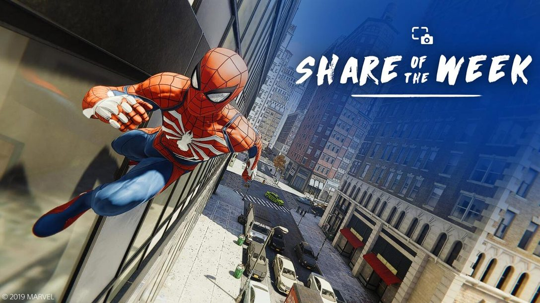 Share of the Week – Marvel's Spider-Man: 1st Anniversary