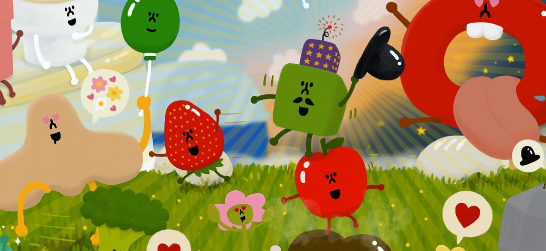 Watch the brilliantly bizarre trailer for Wattam, the new game from Katamari Damacy's creator