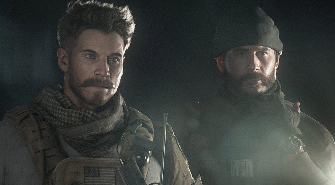 Watch Call of Duty: Modern Warfare's explosive story trailer