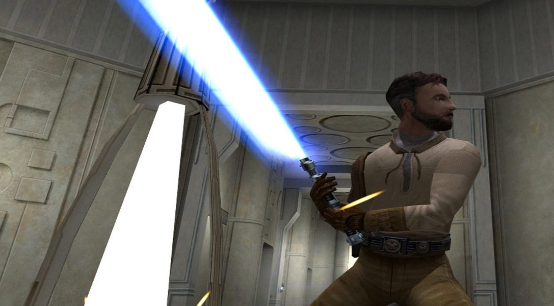 This is how PS4 Trophies came to Star Wars Jedi Knight II: Jedi Outcast