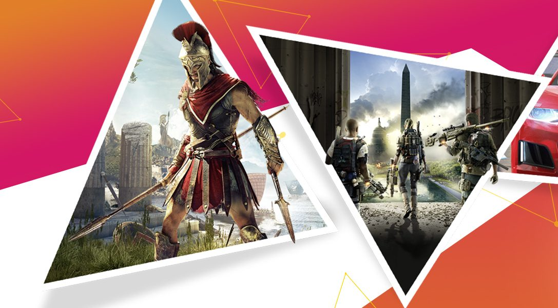PlayStation Store's Ubisoft Promotion starts today