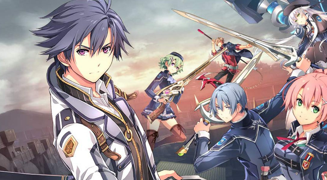 Play JRPG Legend of Heroes: Trails of Cold Steel III today with the PS4 demo