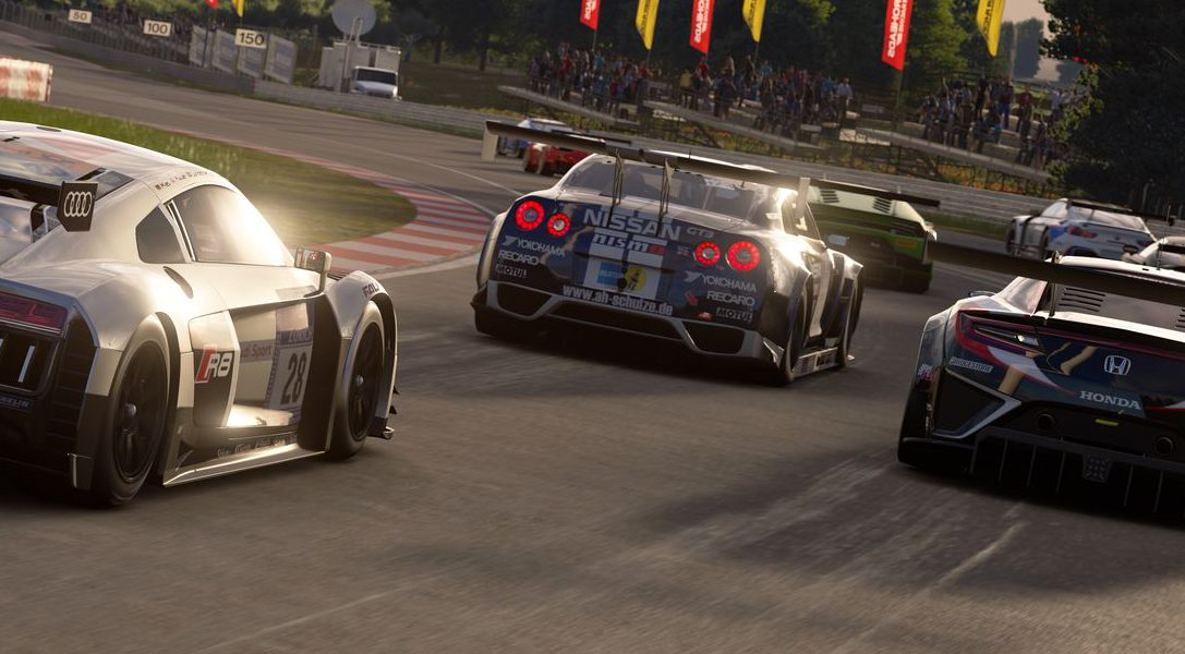 GT Sport's fastest drivers compete this weekend at Red Bull's Hangar 7