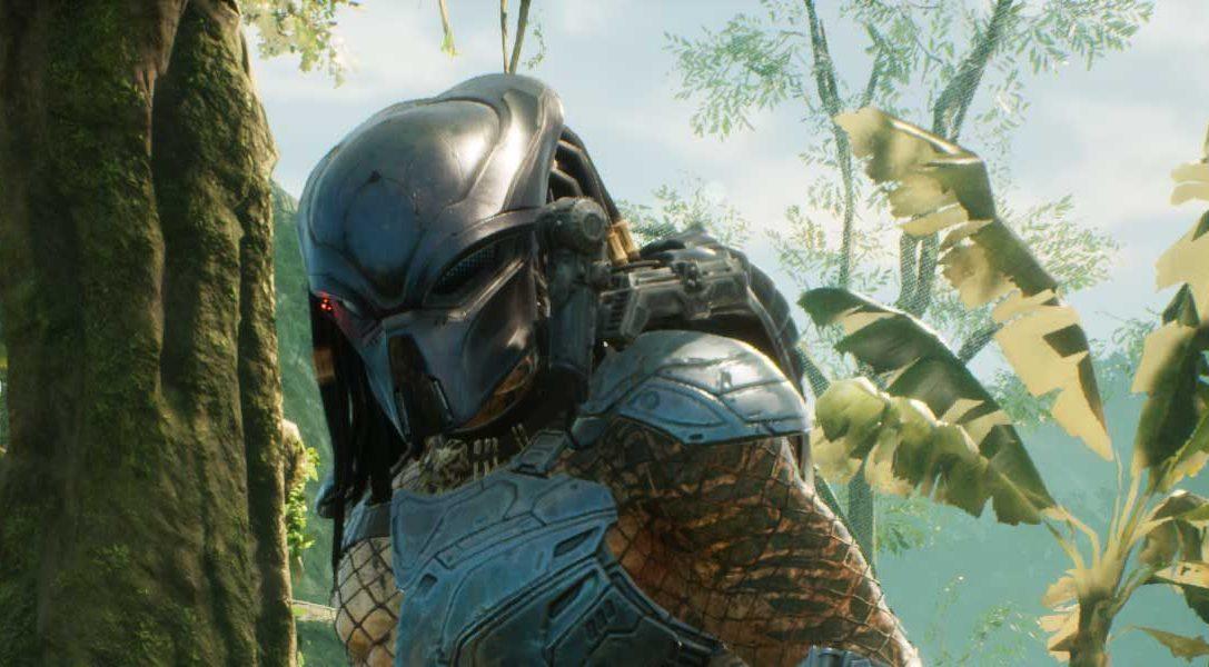 Predator: Hunting Grounds' developers talk us through the asymmetrical shooter's Gamescom demo