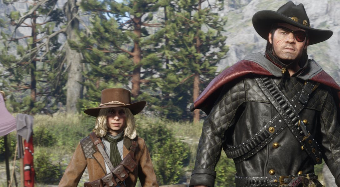 Everything you need to know about Red Dead Online's Frontier Pursuits update, out today