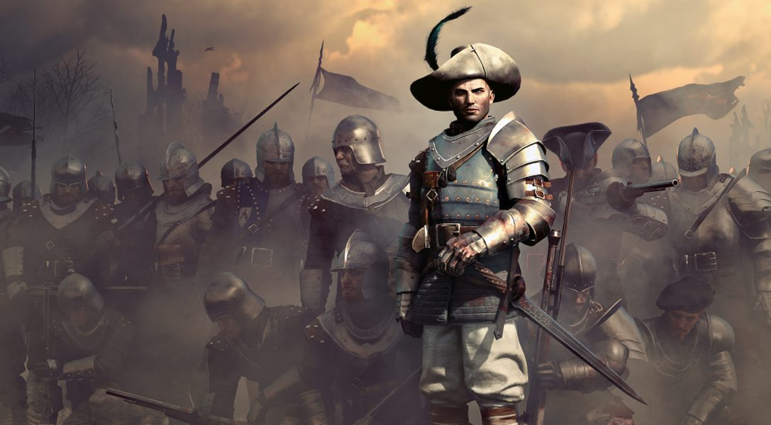 10 Essential Things You Need To Know About Action Rpg Greedfall Out Next Week Playstation Blog