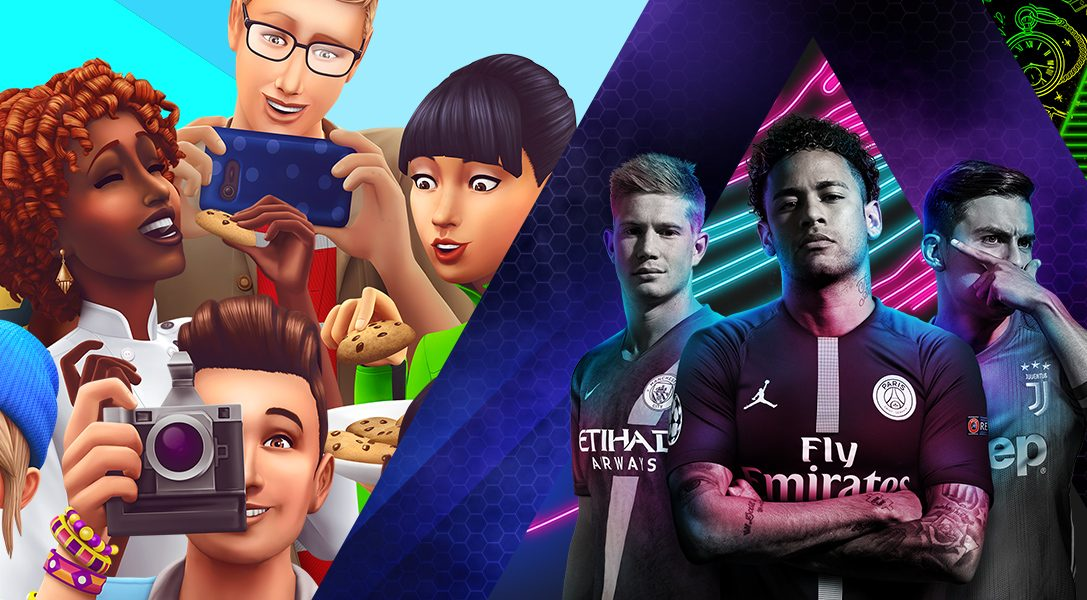 New PlayStation Store discounts start today – save up to 70% on EA games