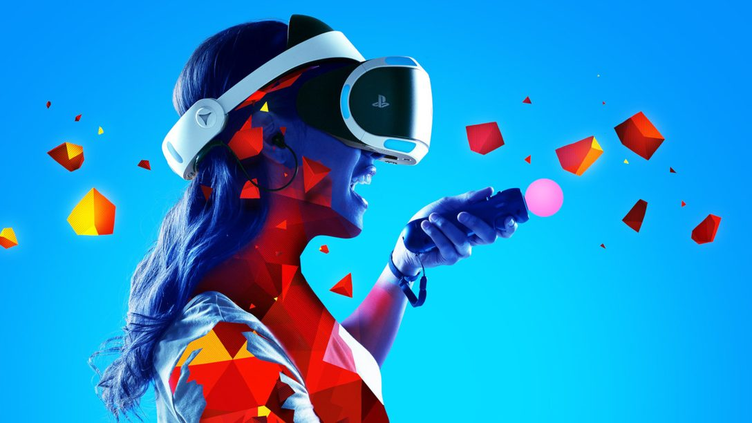 PlayStation VR Celebrates Third Anniversary October 13