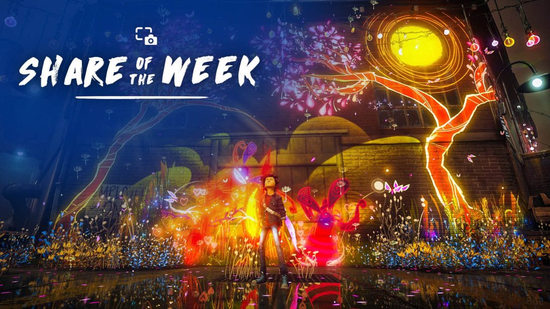 Share of the Week – Concrete Genie