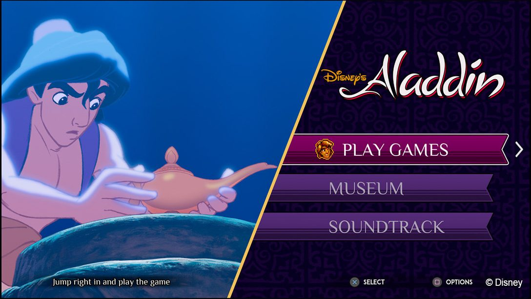 Revisit 16-bit Favorites With Disney Classic Games: Aladdin and The Lion King, Out Tomorrow