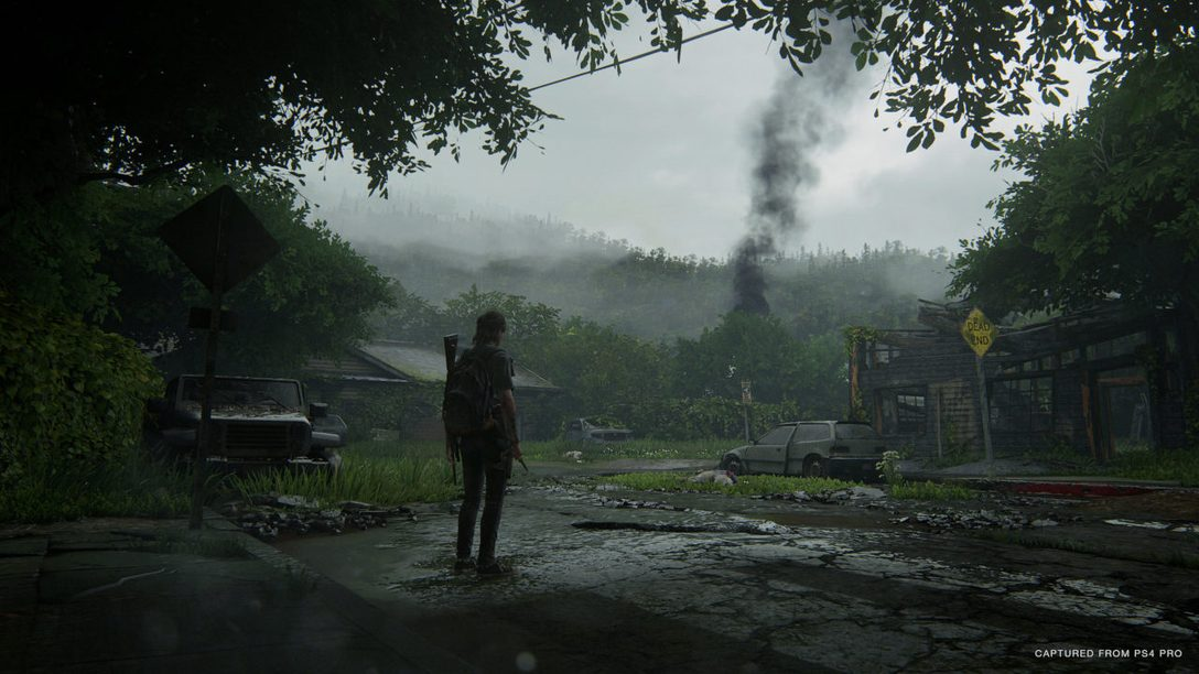 The Last of Us Part II Comes to PS4 in May June 19