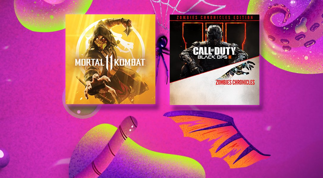 PlayStation Store's Halloween discounts kick off today
