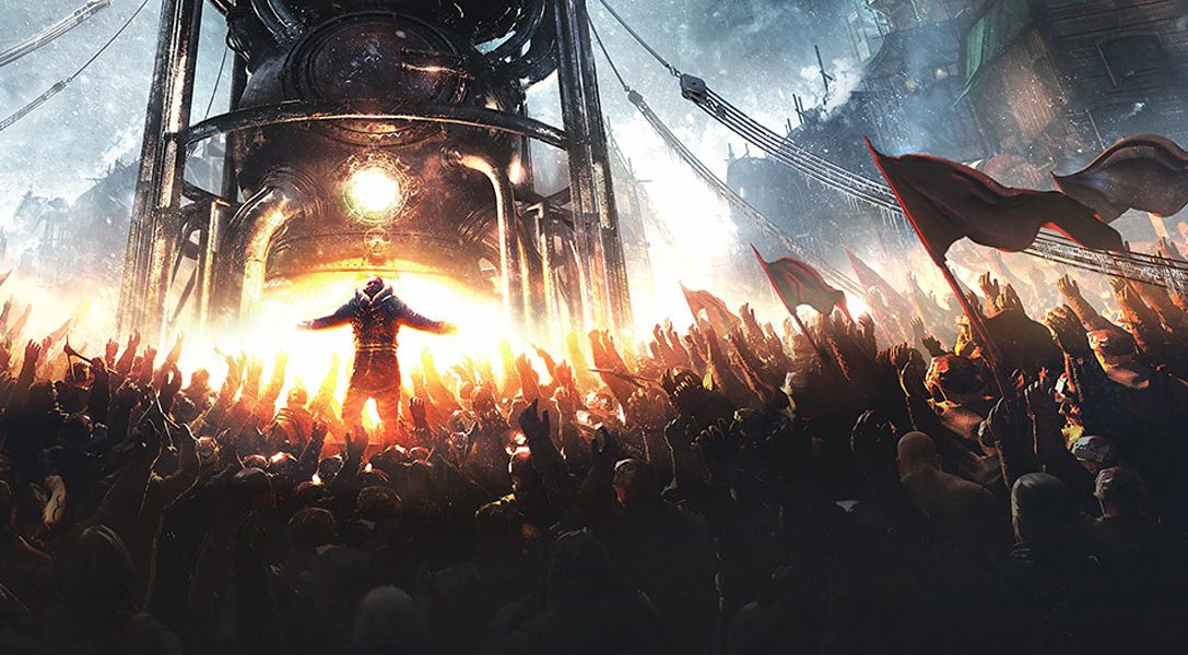 Find out how Frostpunk: Console Edition's strategic survival gameplay has been optimised for PS4