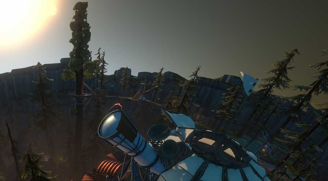 Explore a solar system that resets every 22 minutes in The Outer Wilds, out this month