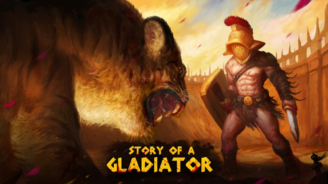 Story of a Gladiator Now Available on PS4