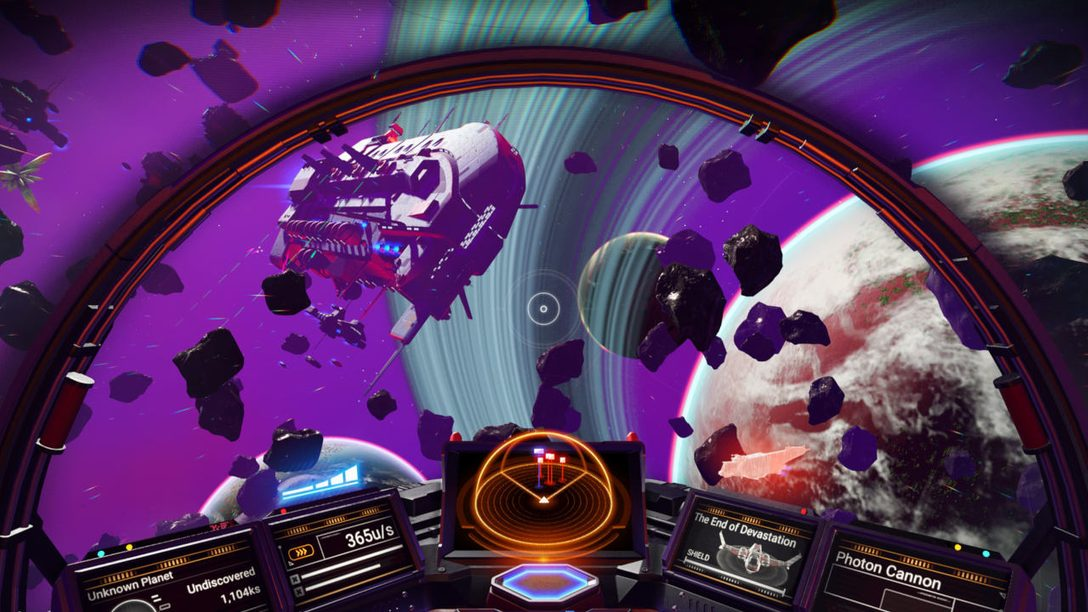 """No Man's Sky """"Synthesis"""" Update Drops Tomorrow"""