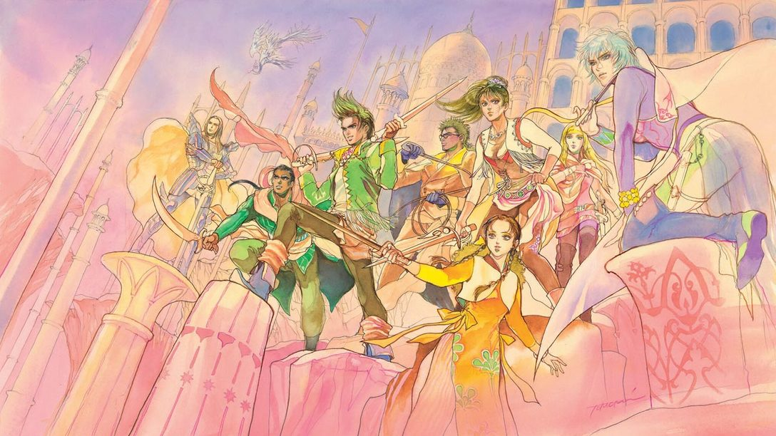 Experience a New Classic: Romancing SaGa 3 Lands on PS4 Today