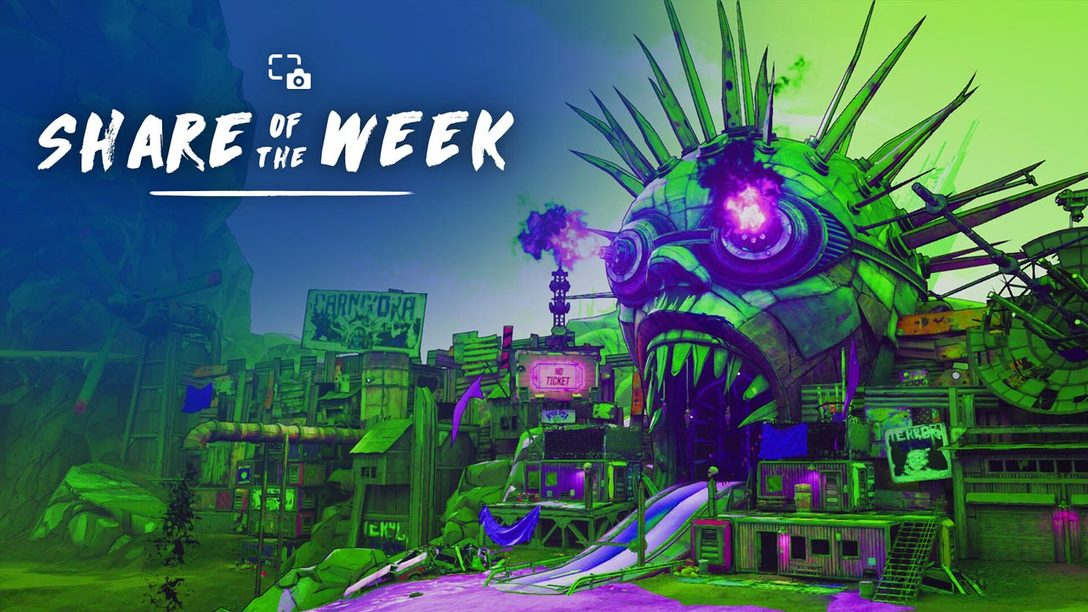 Share of the Week: Borderlands 3