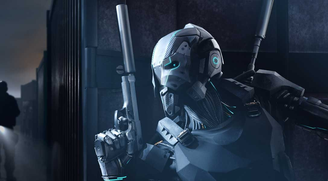 Play a futuristic stealth robot in espionage thriller Espire 1: VR Operative, out today for PS VR