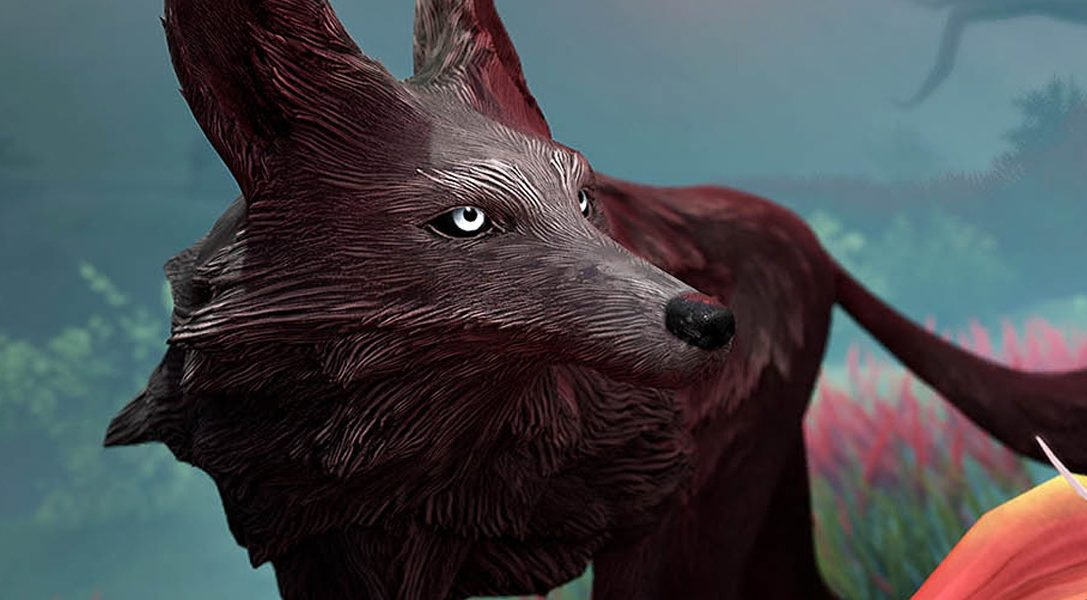 Shift between multiple animal forms in the gorgeous world of Lost Ember, out tomorrow on PS4