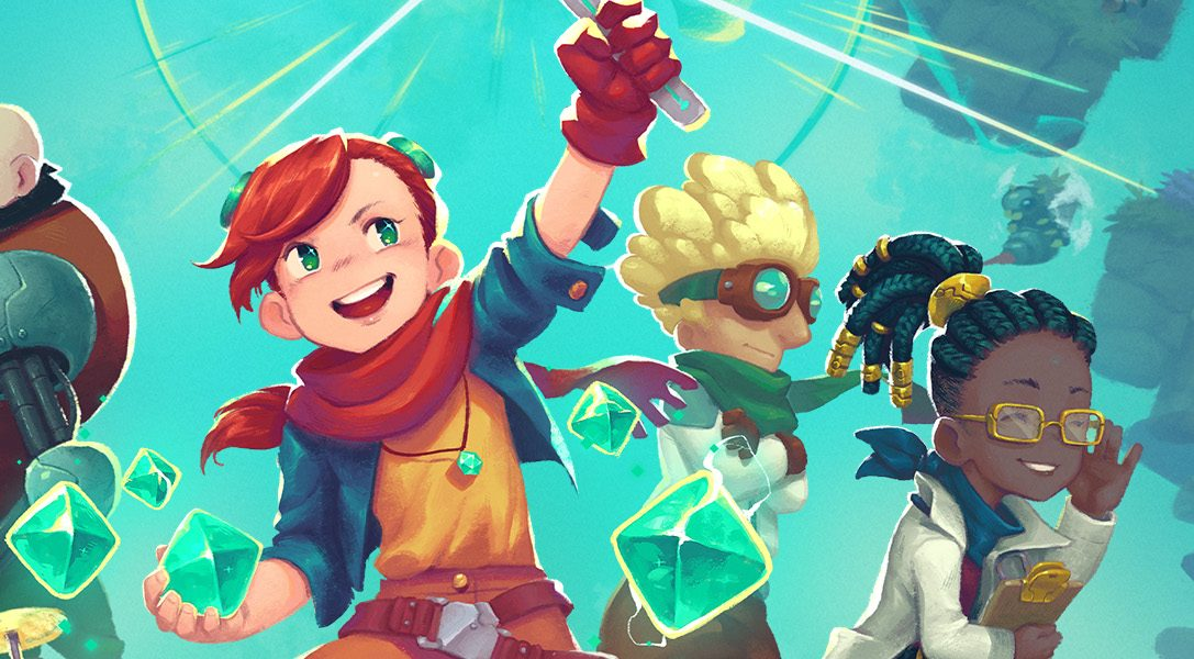 How industry connections and a desire to go indie helped shape retro-inspired adventure Sparklite, out today