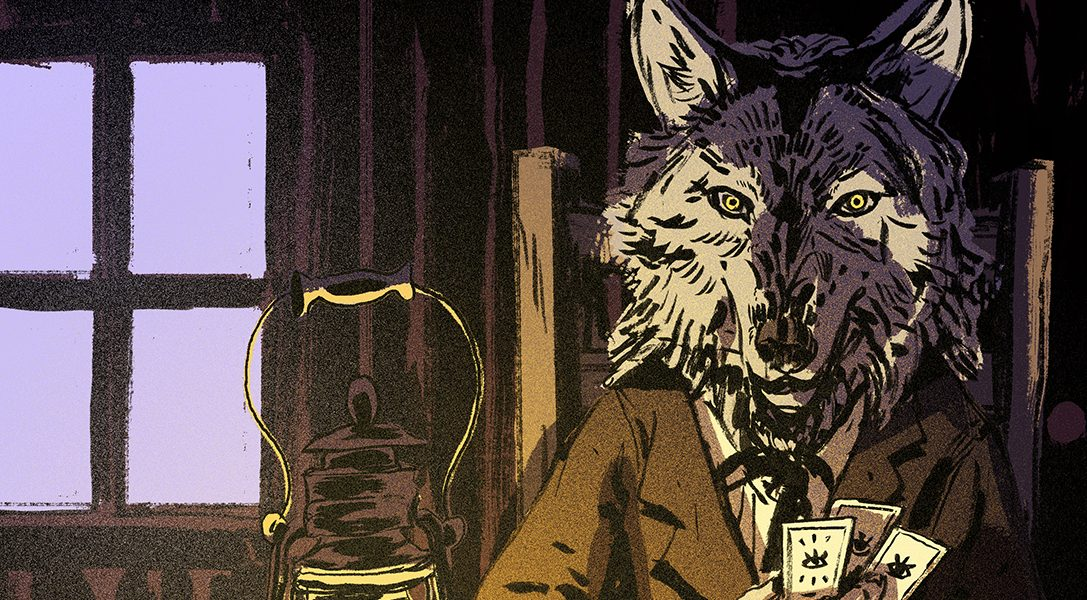 Narrative-driven adventure Where the Water Tastes Like Wine is out this month on PS4
