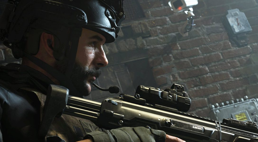 Call of Duty: Modern Warfare was the most downloaded game on PlayStation Store in October