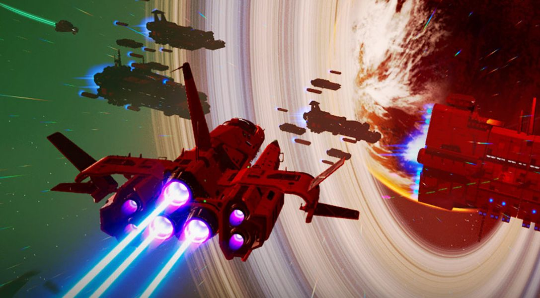 Hello Games announces Synthesis update for No Man's Sky, out tomorrow